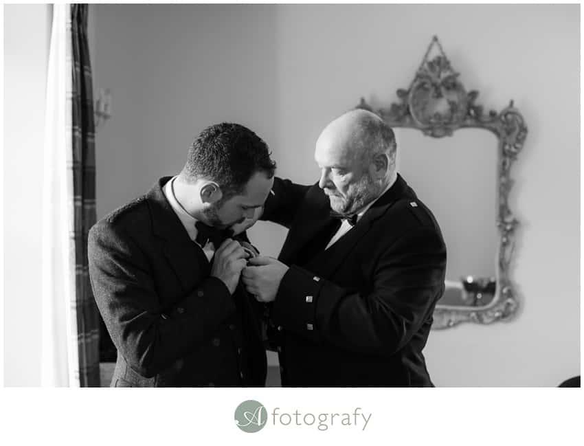 East Lothian Broxmouth wedding photographers