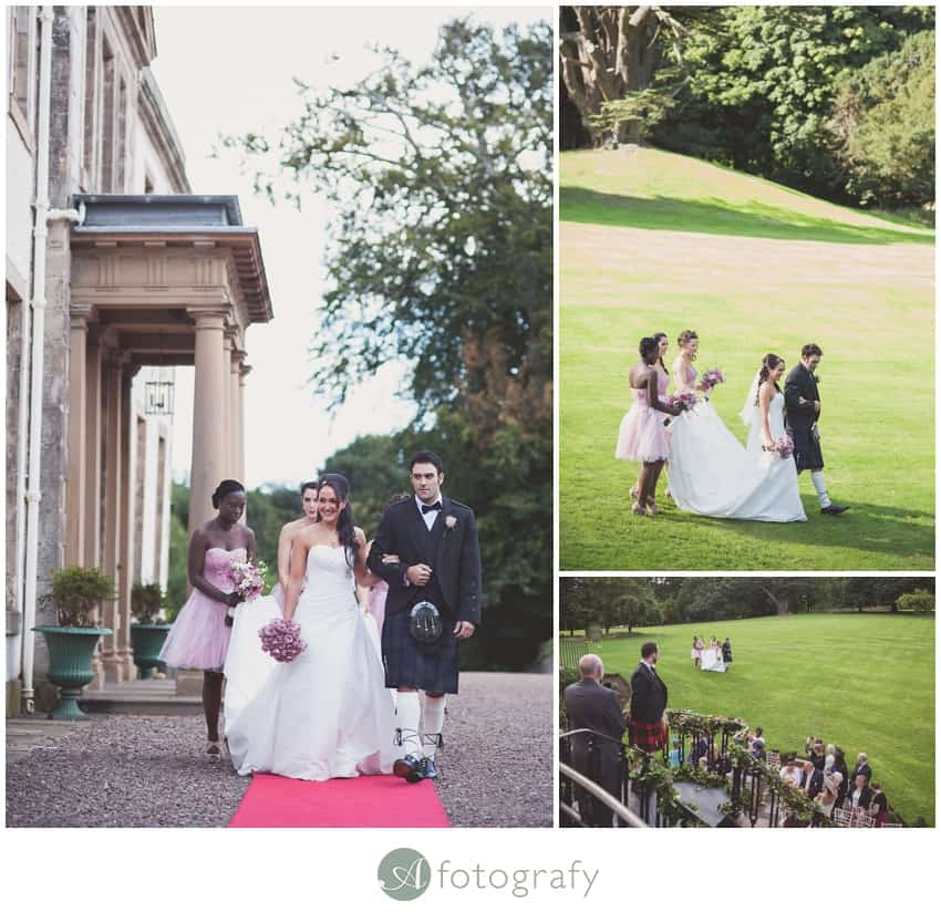 East Lothian Broxmouth wedding photographers