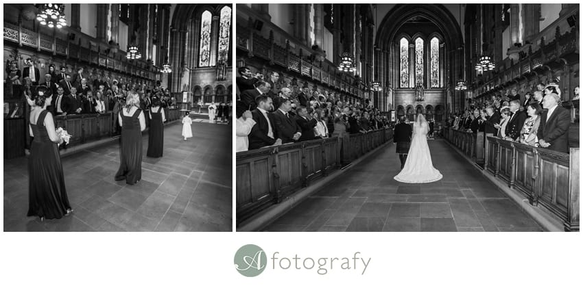 glasgow chapel wedding photographers