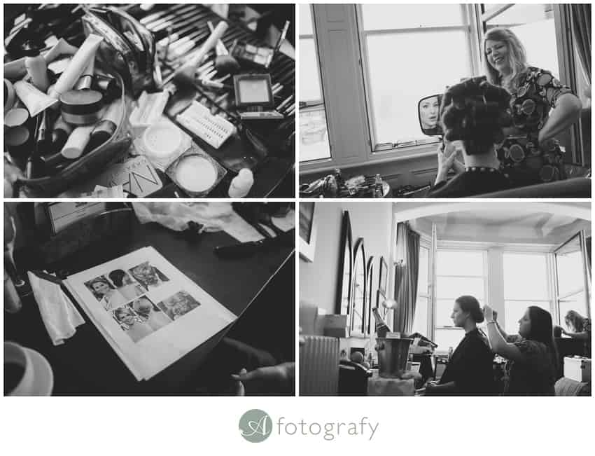 Edinburgh Scotsman Hotel wedding photographers