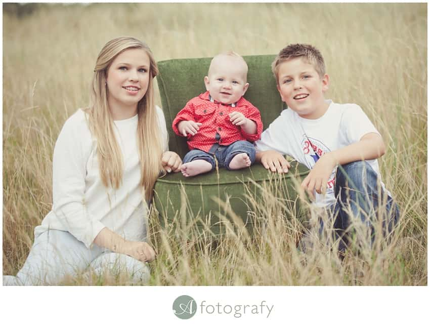 Family portrait photography edinburgh