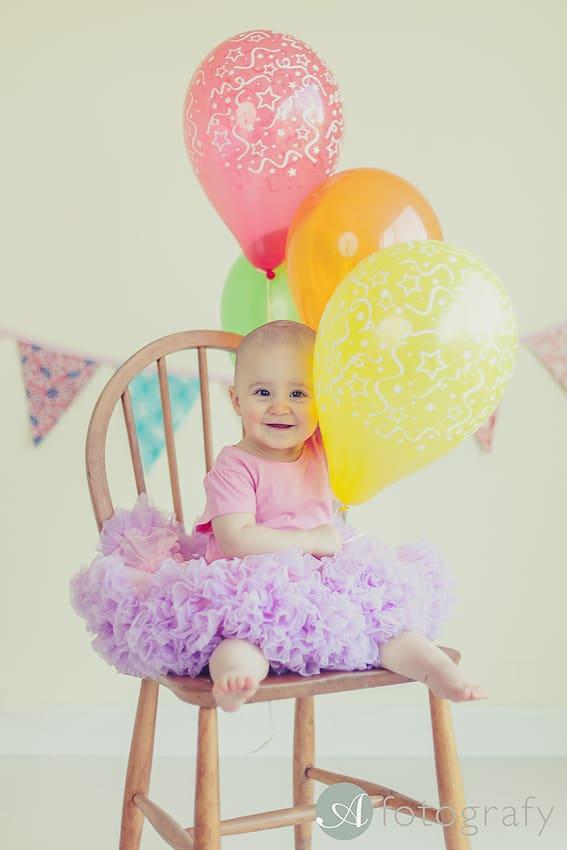 First Birthday Cake Smash Photography | Sophia-Belle 52