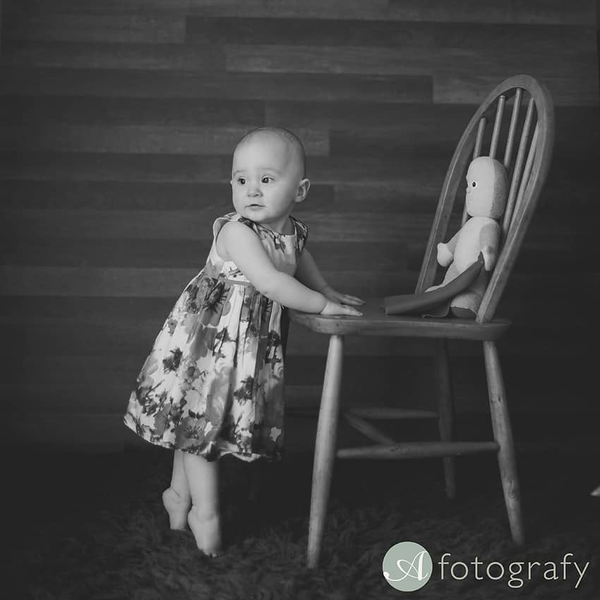 First Birthday Cake Smash Photography | Sophia-Belle 55