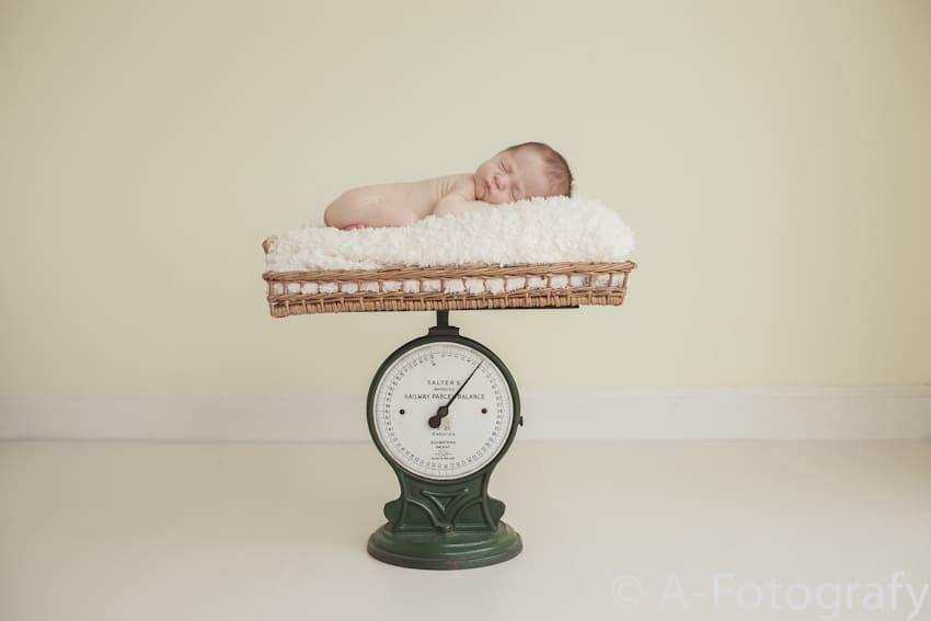 newborn baby photography Edinburgh