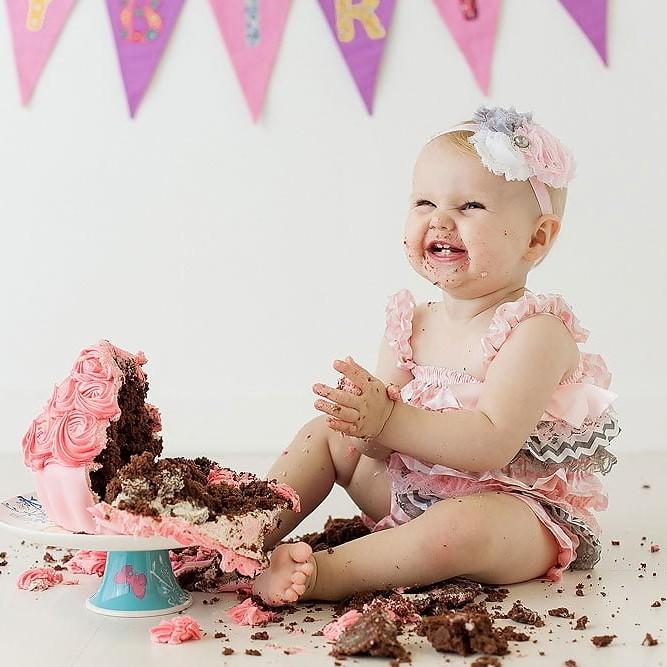 Cake Smash 1