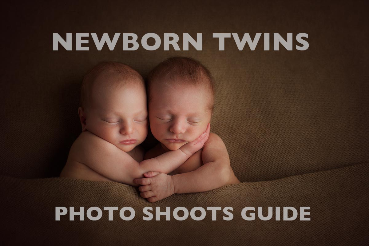 Newborn Twins Photography poses, tips and ideas 2