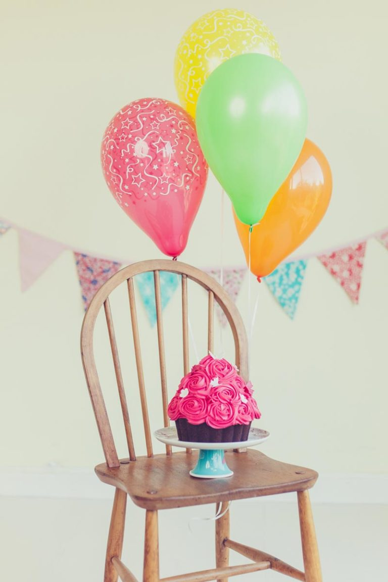 Cake Smash in Edinburgh | 1st Birthday Photos 37