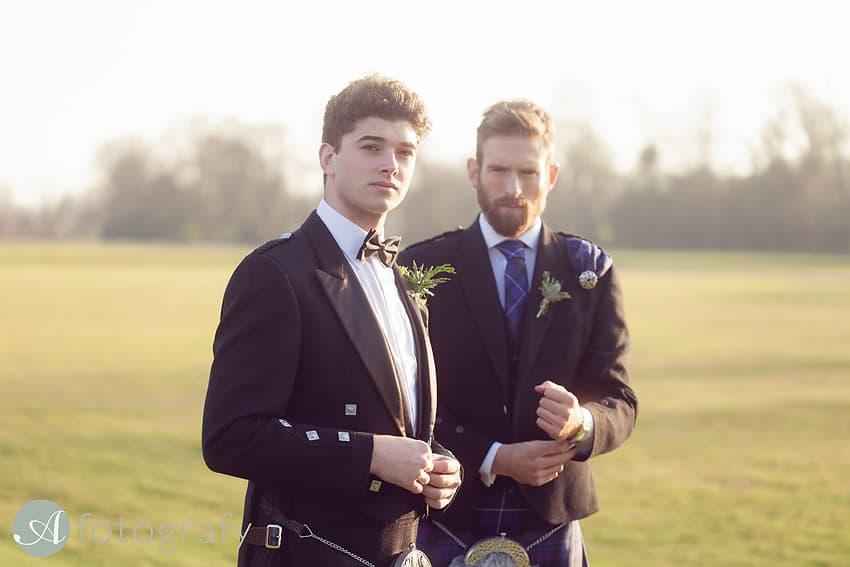 Hopetoun house wedding photographers