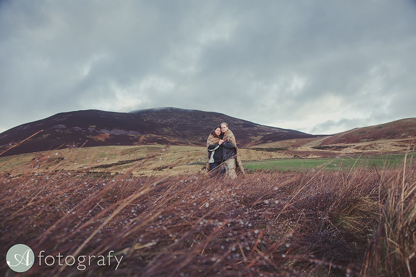 Scottish Hillwalking photography session 1