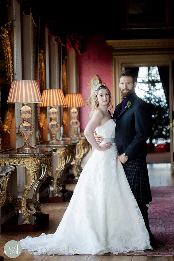 Hopetoun house wedding photographers