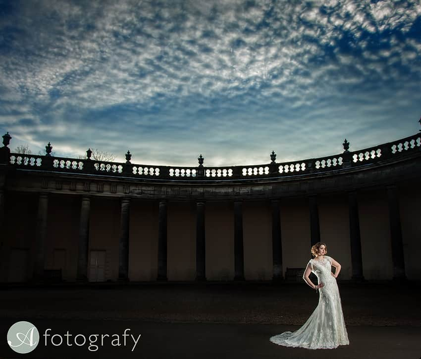 Hopetoun house wedding photography Edinburgh