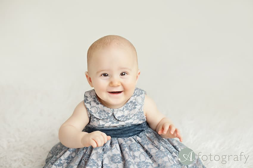 baby photography studio Edinburgh