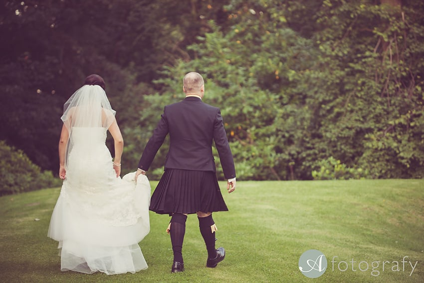 Norton house garden suite wedding photography