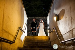 Edinburgh Botanic Garden wedding photography | Mr and Mrs Meade 1
