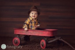 Beautiful Nathan's baby portrait photography gallery 2
