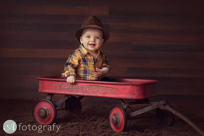 Beautiful Nathan's baby portrait photography gallery 15