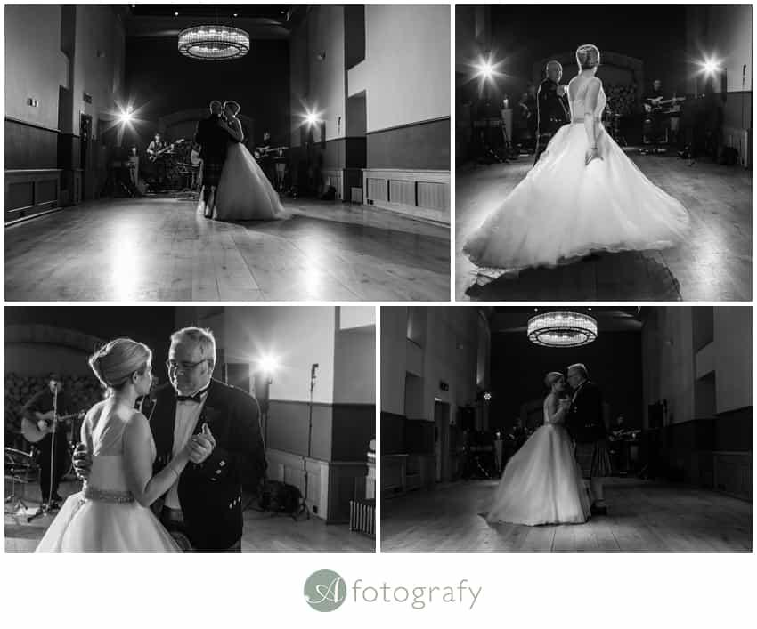 edinburgh castle wedding photographers_0021