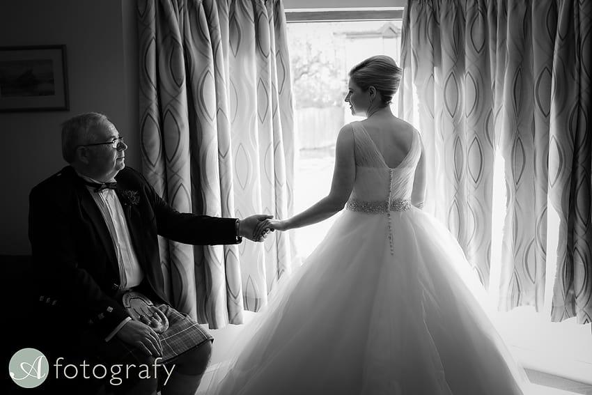 edinburgh castle wedding photography -001