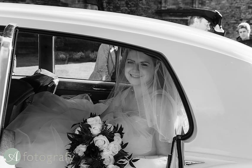 edinburgh castle wedding photography -007