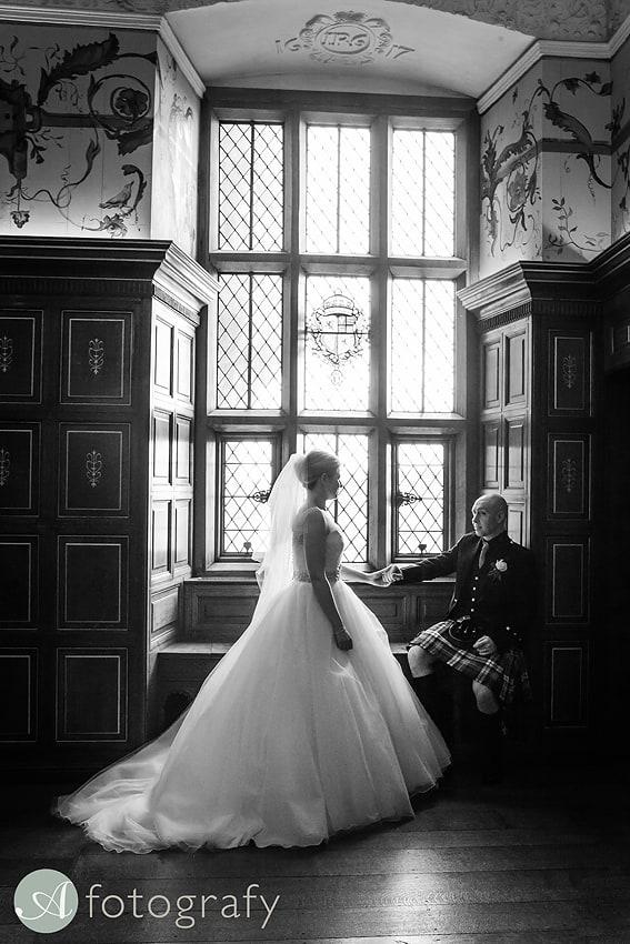 edinburgh castle wedding photography -017