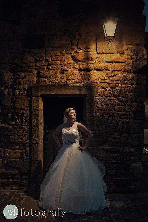 edinburgh castle wedding photography -033