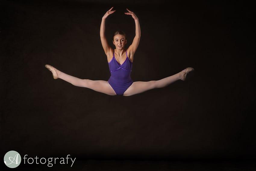 edinburgh ballet school portrait photography-001