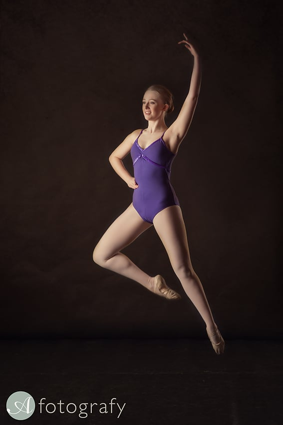 edinburgh ballet school portrait photography-002