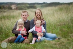 Edinburgh family photography | Gullane beach 2