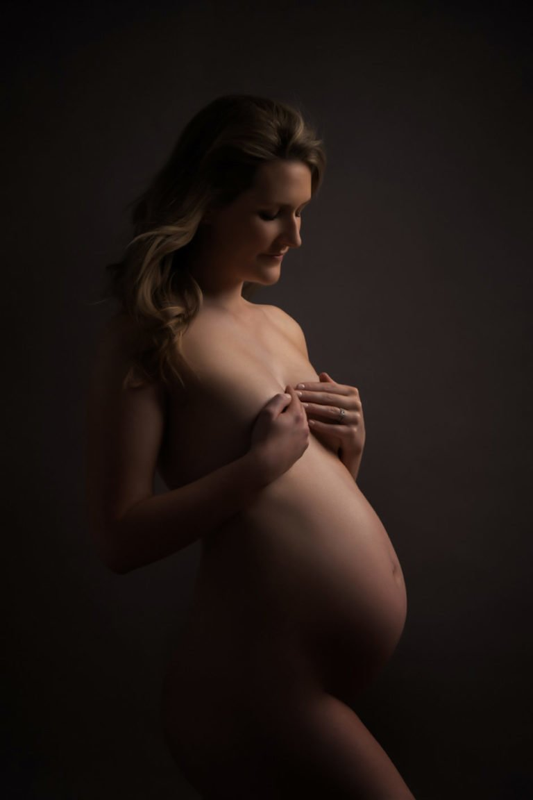 Fine art and Nude artistic pregnancy photos 16