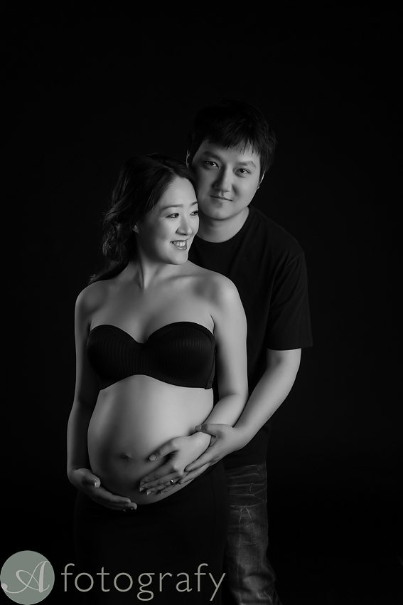 edinburgh artistic pregnancy photography-010