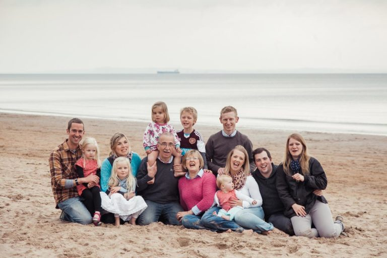 Family portraits on the beach Guide 28