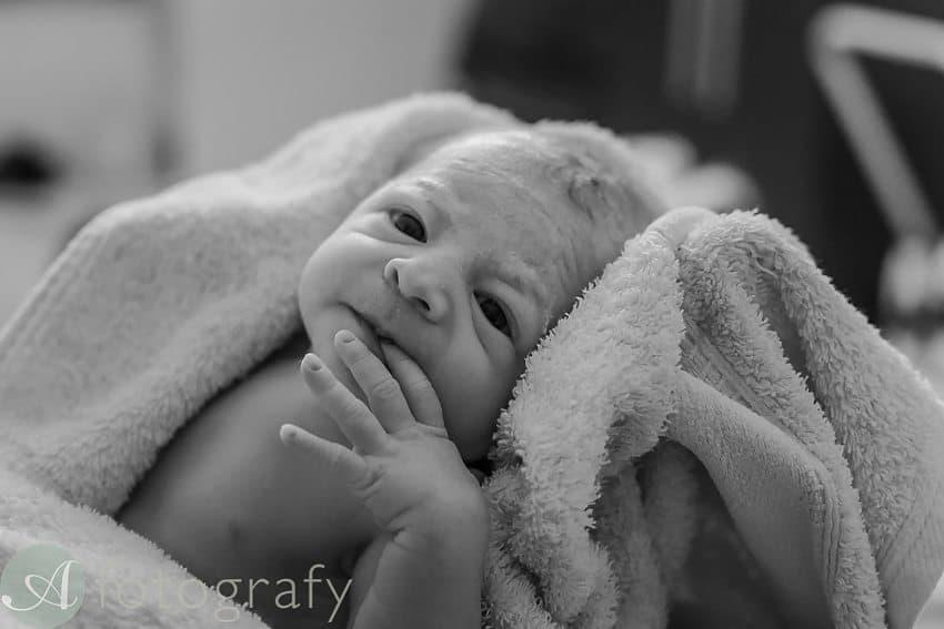 home birth photos