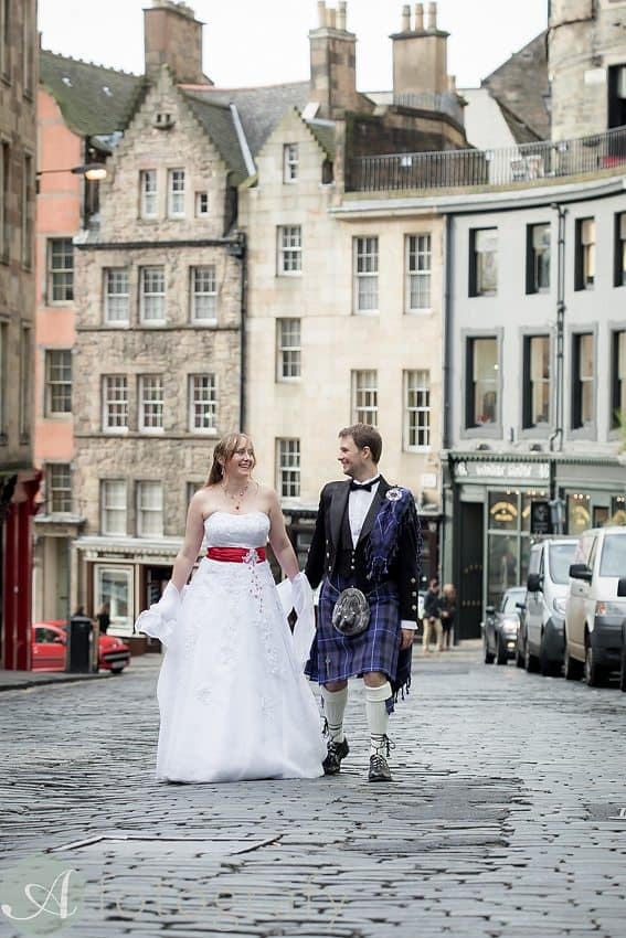 edinburgh city wedding photography -002