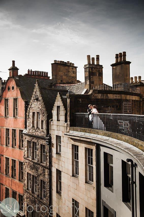 edinburgh city wedding photography -006