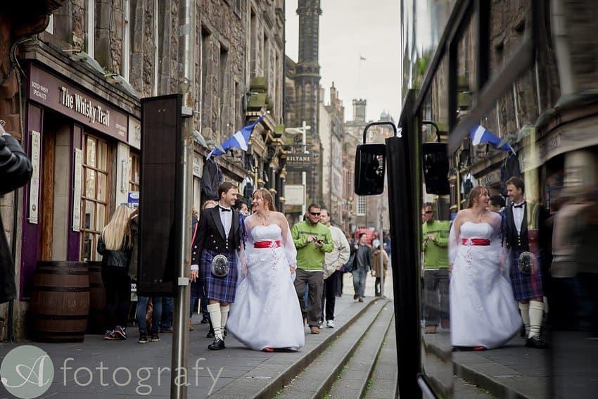edinburgh city wedding photography -007
