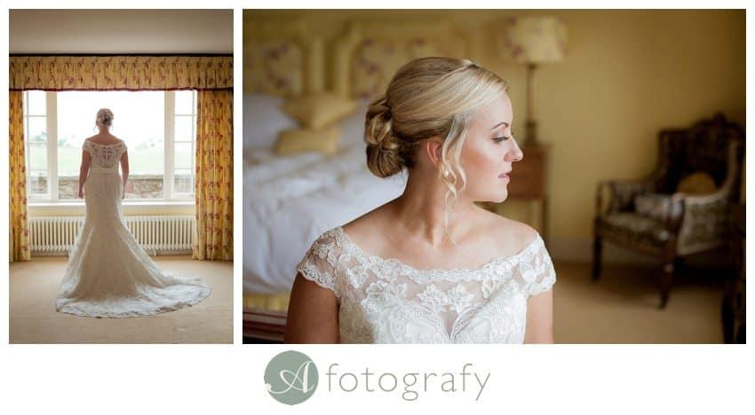 Archerfield House Estate wedding bridal