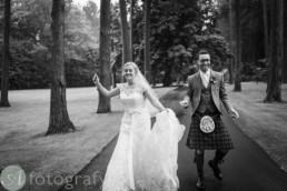Archerfield House wedding photography | Gillian and Gary 1