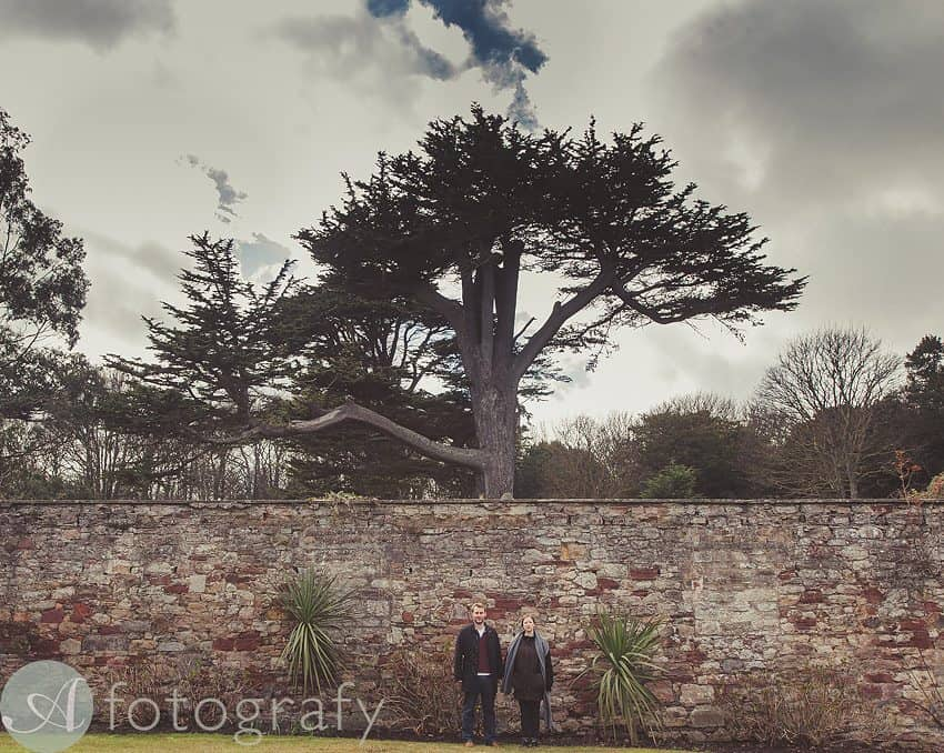 Pre wedding photos at Broxmouth Park