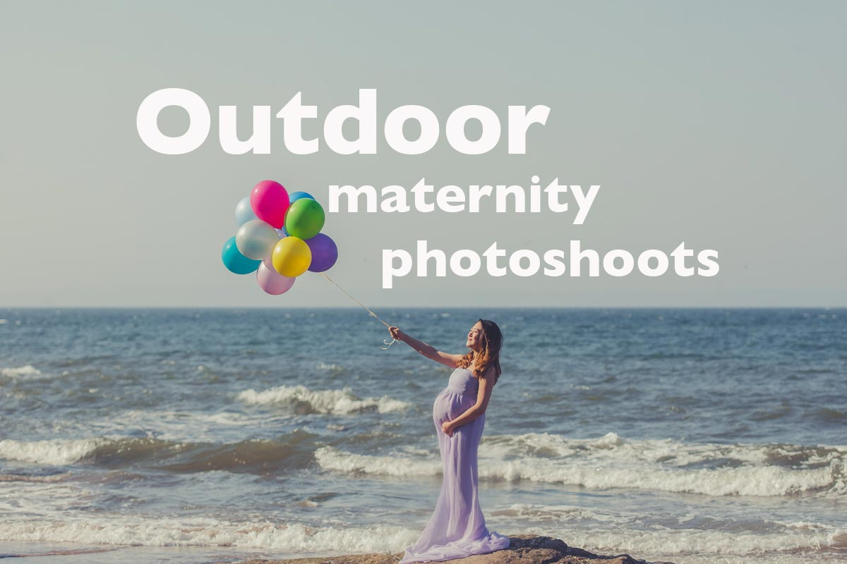 7 Outdoor maternity photoshoot planning tips. 1