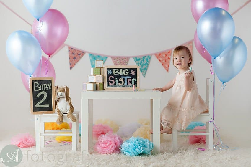 Sibling pregnancy announcement ideas | Charlotte will be a big sister soon. 24
