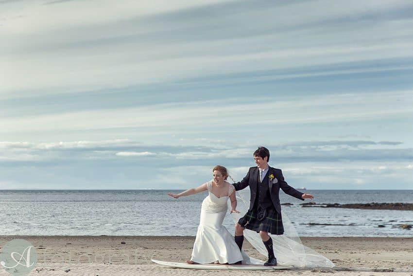 Dunbar Broxmouth Park wedding