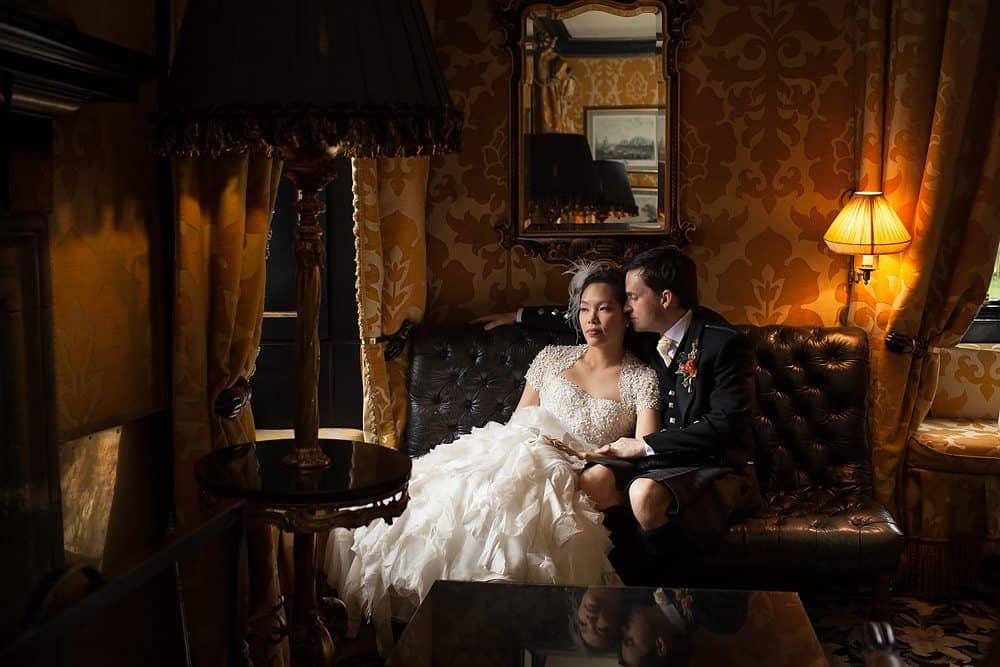 Edinburgh prestonfield wedding photography-1