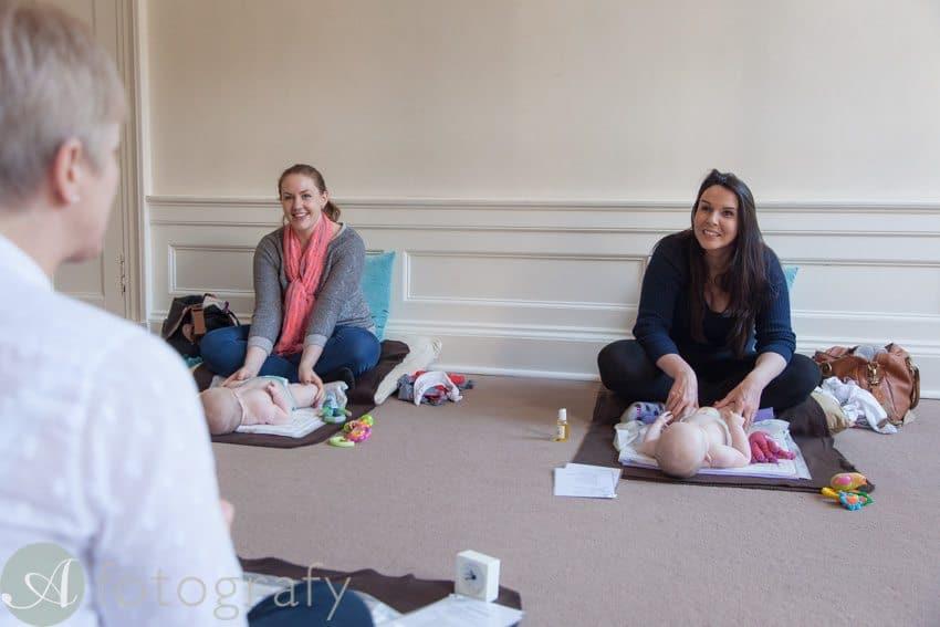 Edinburgh baby massage 1