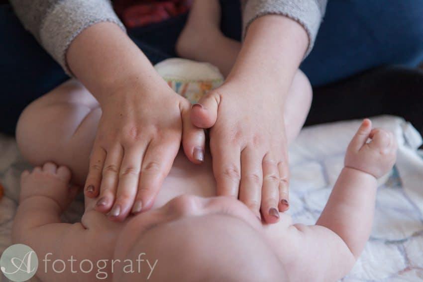 Edinburgh baby massage 3