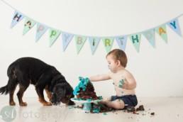 cute babies cake smash photos 20