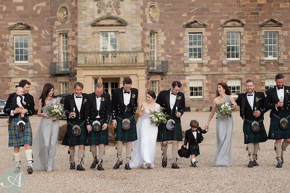 archerfield house wedding photos 70