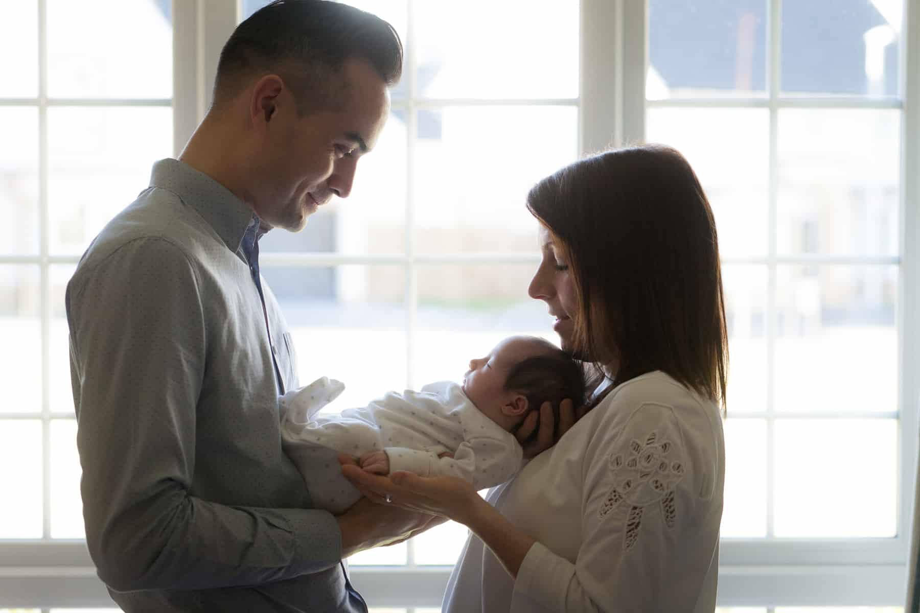 Newborn Photoshoots at home. Edinburgh and surrounding areas. 1