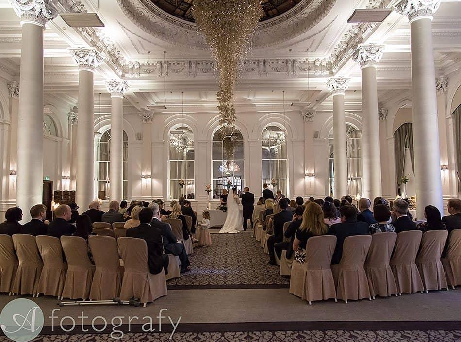 wedding photography george hotel edinburgh 13