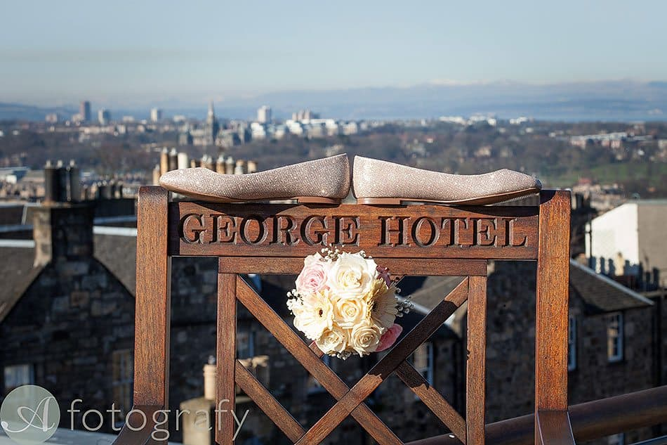 wedding photography george hotel edinburgh 2