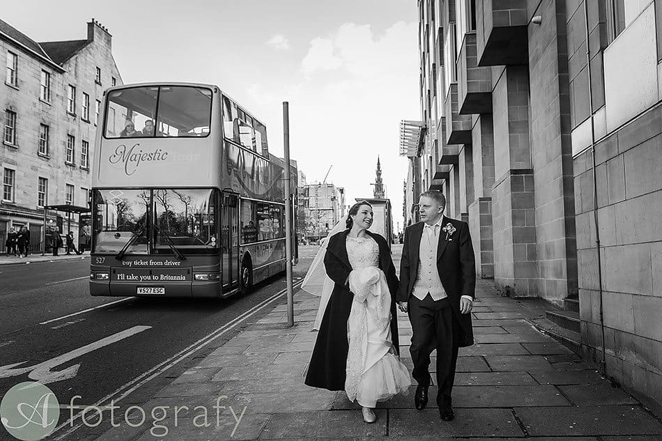 wedding photography george hotel edinburgh 24